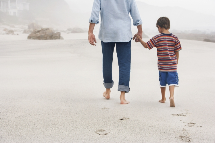 father-and-son-on-beach1